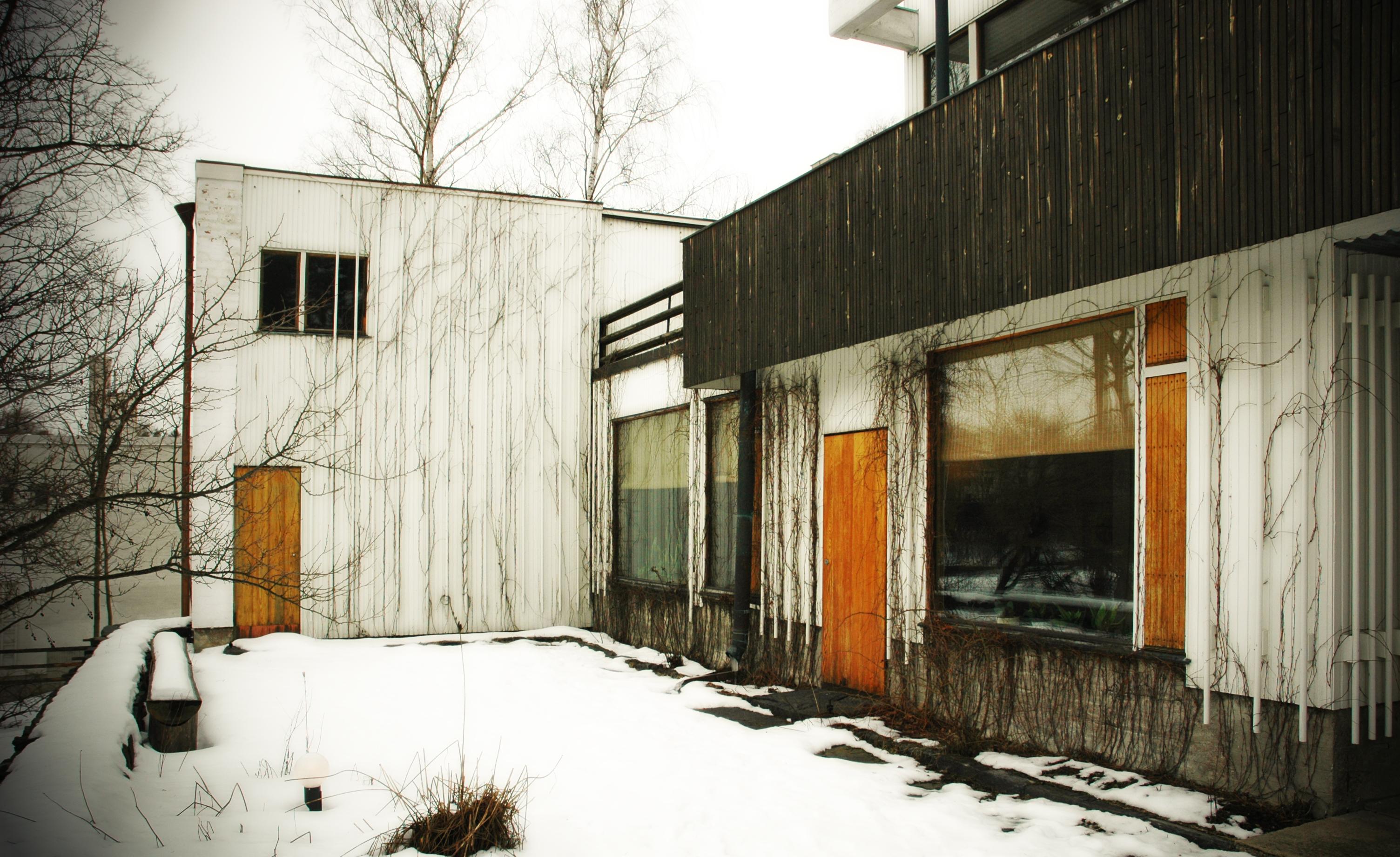 Alvar aalto house alvar aalto helsinki finlandia archher for Studio house